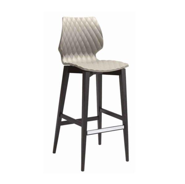 Kai Bar Stool Uni 386 Et Al Wooden Frame DeFrae Contract Furniture