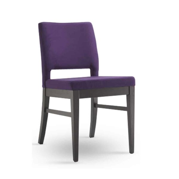 Kensington Side Chair Restaurant Dining Chair DeFrae Contract Furniture