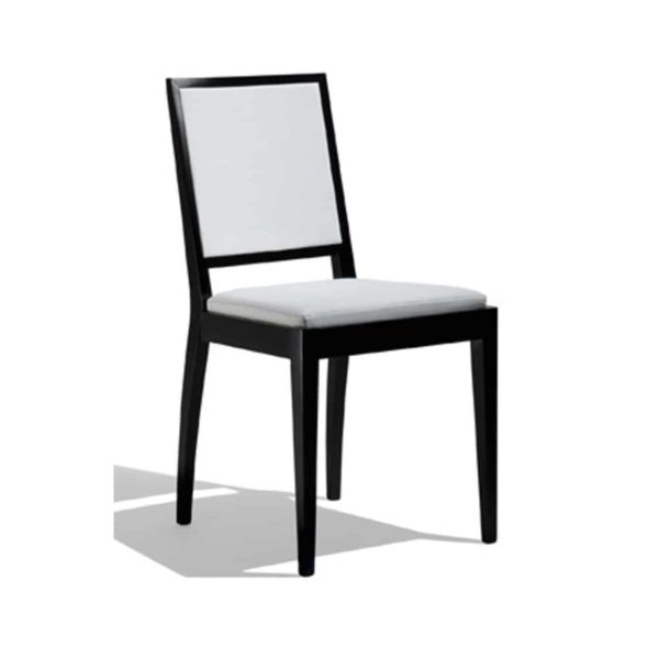Kim Side Chair DeFrae Contract Furniture Restaurant Dining Chair