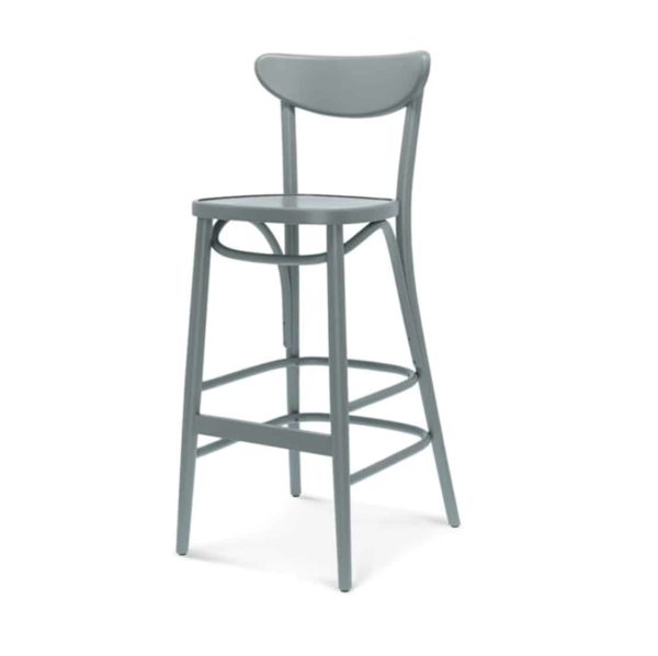 Leo Bar Stool Bentwood Fameg 1260 stool DeFrae Contract Furniture