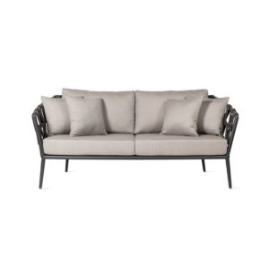 Leone Sofa Leo Vincent Sheppard at DeFrae Contract Furniture Back View