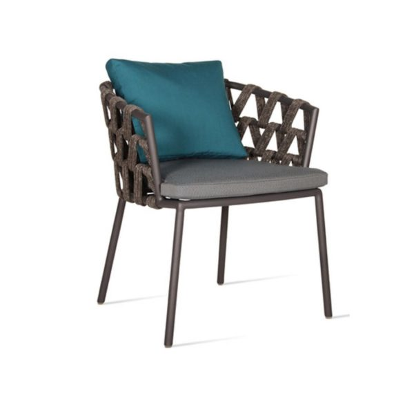 Leone Armchair from Vincent Shepherd available at DeFrae Contract Furniture