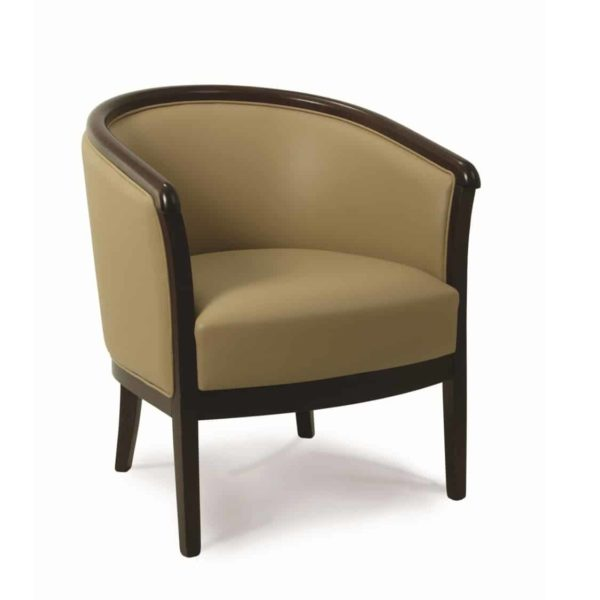 Lexington tub chair DeFrae Contract Furniture