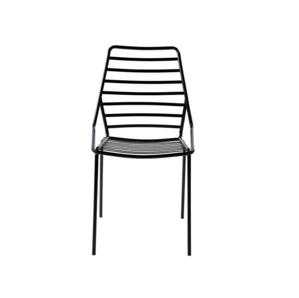 Link Side Chair Gaber at DeFrae Contract Furniture Black