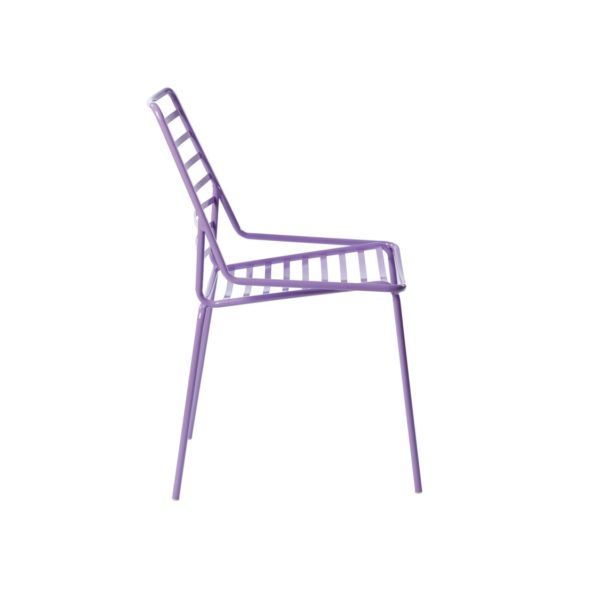 Link Side Chair Gaber at DeFrae Contract Furniture Lilac