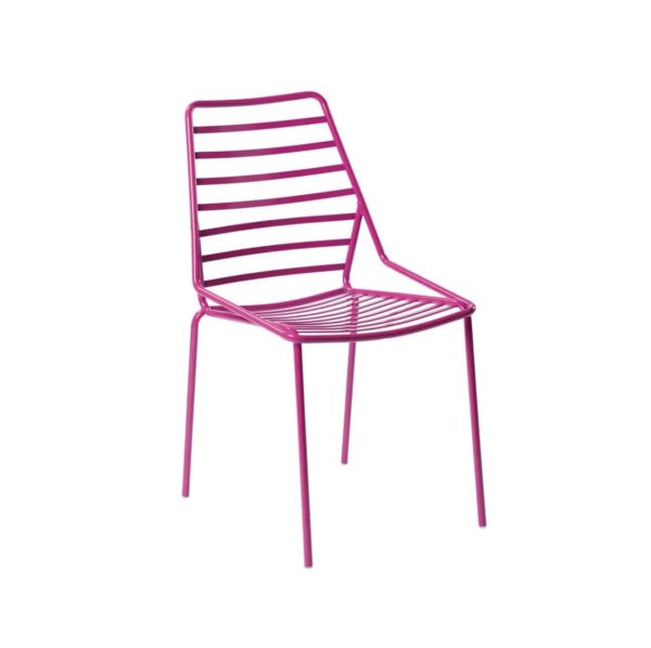 Link Side Chair Gaber at DeFrae Contract Furniture Pink