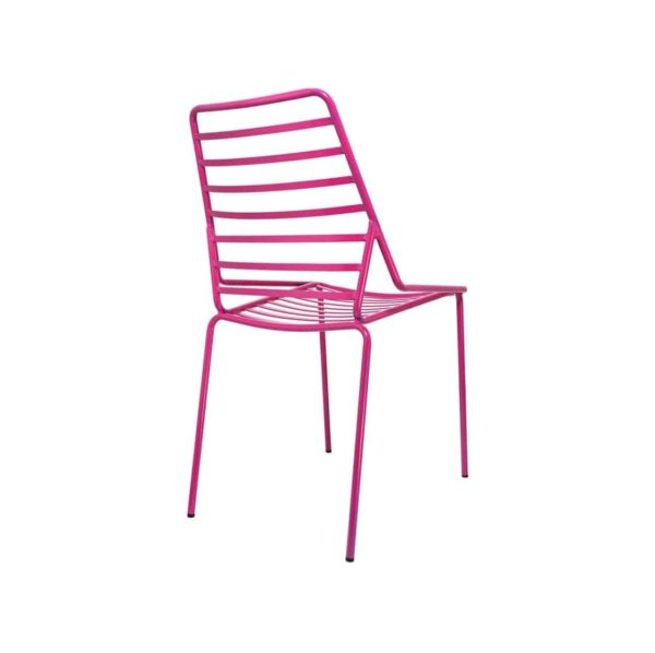 Link Side Chair Gaber at DeFrae Contract Furniture Pink BackLink Side Chair Gaber at DeFrae Contract Furniture Pink Back