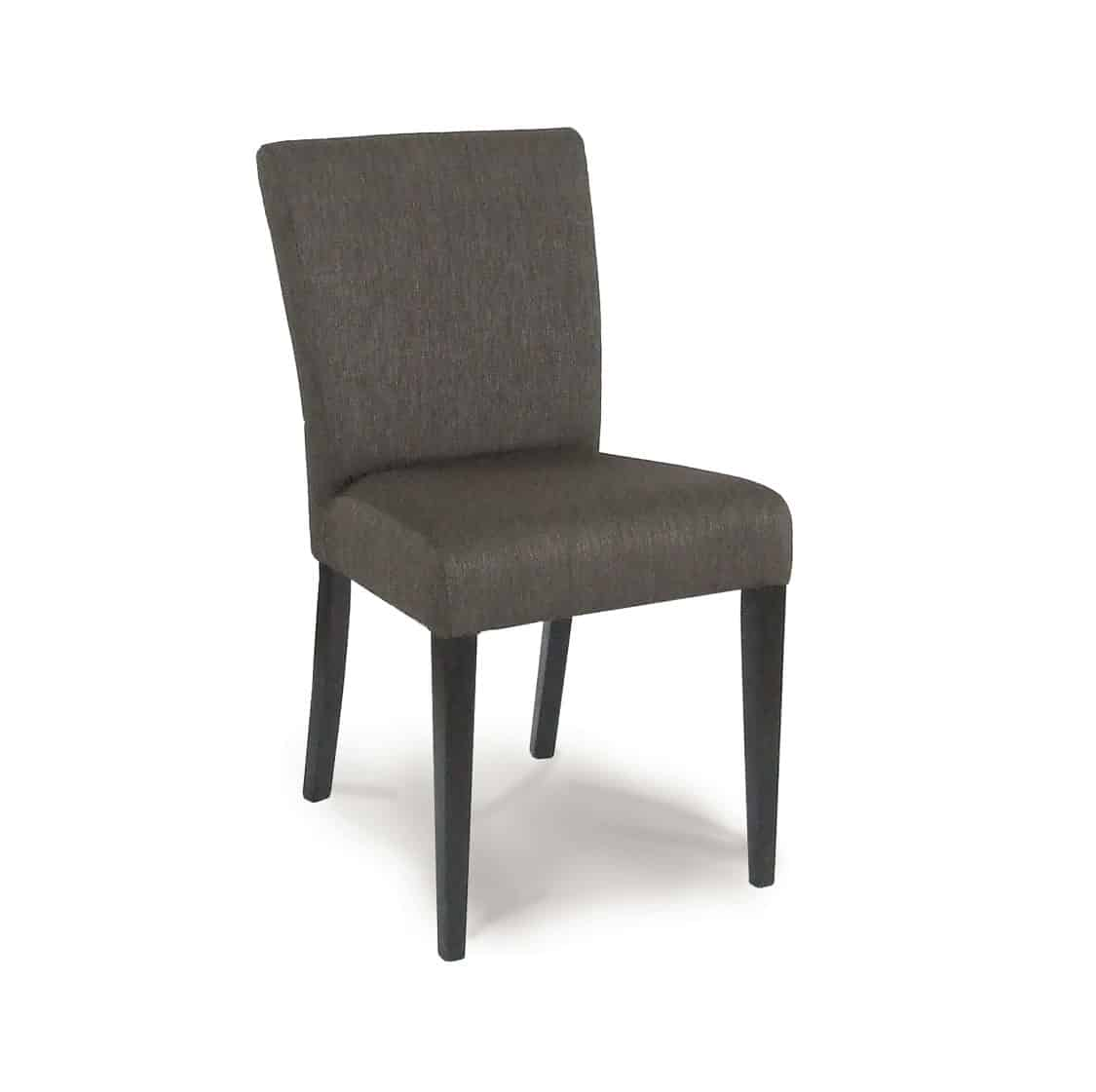 Lori side chair with classic legs at DeFrae Contract Furniture
