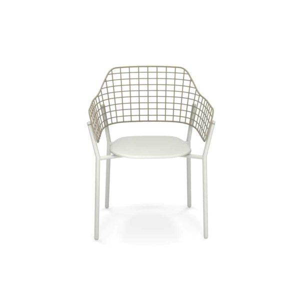 Lyze Armchair Emu DeFrae Contract Furniture Head On