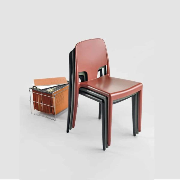 Margo Pop Chairs Stackable DeFrae Contract Furniture