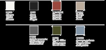 Margo Pop Colour Range DeFrae Contract Furniture