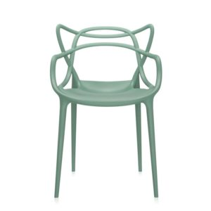 Masters chair by Kartell available from DeFrae Contract Furniture Outside furniture