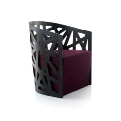 Mazy Armchair Zilio Aldo DeFrae Contract Furniture