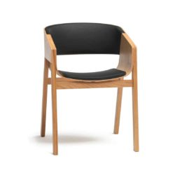 Merano Armchair Upholstered Seat and Back DeFrae Contract Furniture