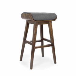 Meridian Bar Stool 1209 DeFrae Contract Furniture Side
