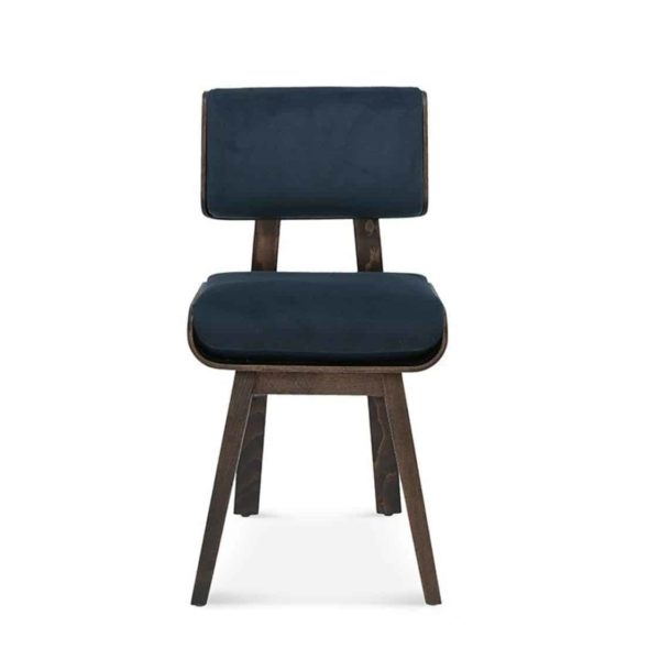 Meridian Side Chair A-1209 DeFrae Contract Furniture head on shot