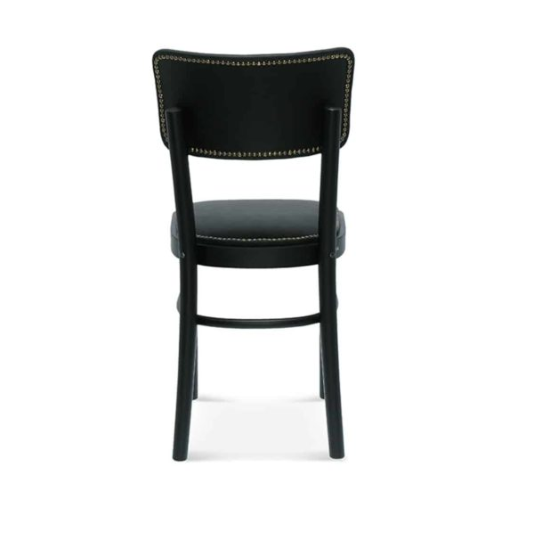Mick Upholstered Side Chair Restaurant Bar Coffee Shop Pub A-9610 DeFrae Contract Furniture