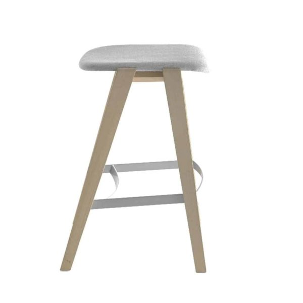 Mixis Bar Stool Crassevig at DeFrae Contract Furniture Back View