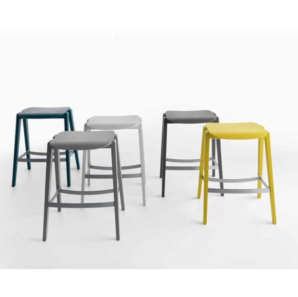 Mixis Bar Stool Crassevig at DeFrae Contract Furniture Range 2