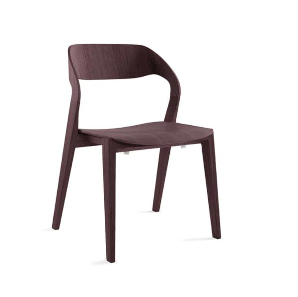 Mixis Side Chair RS Crassevig at DeFrae Contract Furniture