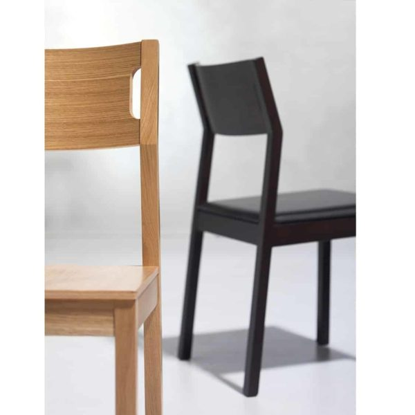 Mojito Side Chair DeFrae Contract Furniture Ambient Shot