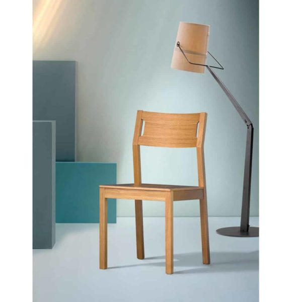 Mojito Side Chair DeFrae Contract Furniture situ