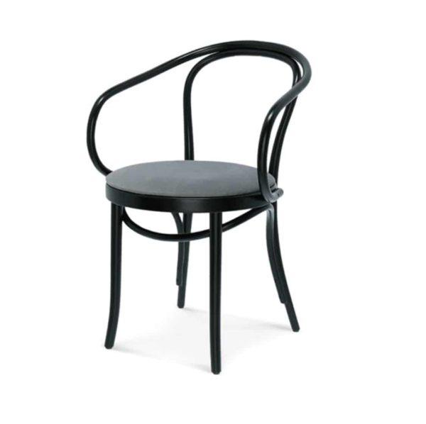 Mozart armchair 19 classic bentwood armchair DeFrae Contract Furniture hero