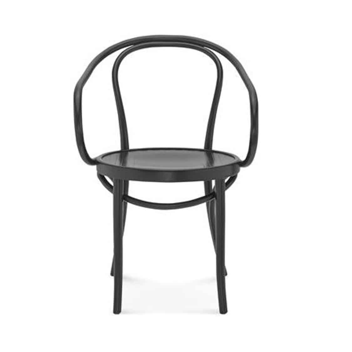 Mozart armchair b-9 classic bentwood armchair DeFrae Contract Furniture