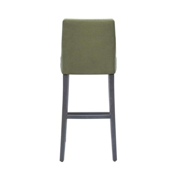 Nancy Bar Stool SG01 DeFrae Contract Furniture Base 10 High Back View