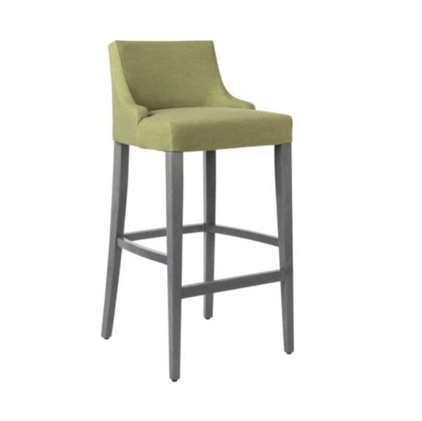 Nancy Bar Stool SG01 DeFrae Contract Furniture Base 10 Low Back