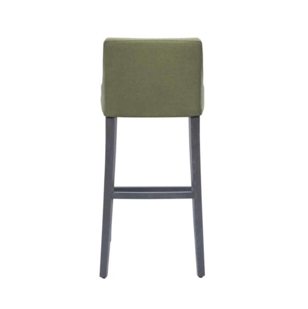 Nancy Bar Stool SG01 DeFrae Contract Furniture Base 10 Low Back View