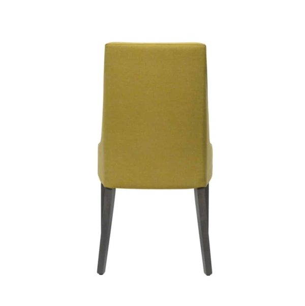 Nancy SE01 DIning Chair DeFrae Contract Furniture Base 10 Back View