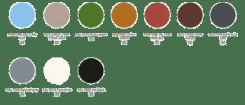 Nassau 533 Colours DeFrae Contract Furniture