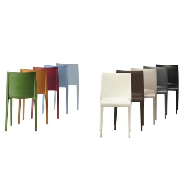 Nassau 533 Side Chair DeFrae Contract Furniture Colours