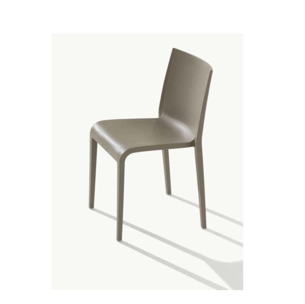 Nassau 533 Side Chair DeFrae Contract Furniture Turtle Dove