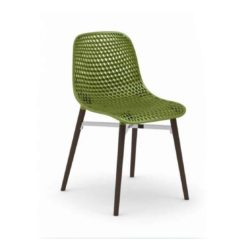Next Outdoor Side Chair DeFrae Contract Furniture Green
