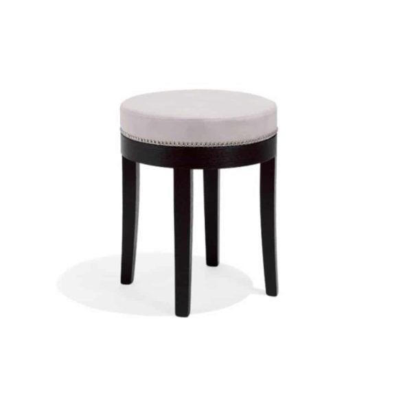 Nina low stool at DeFrae Contract Furniture