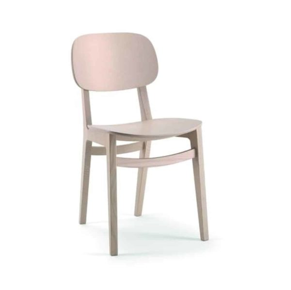 Oxford Side Chair X Kiti Wooden Restaurant Chair at DeFrae Contract Furniture