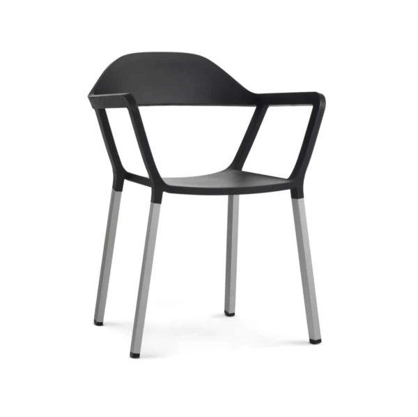 P77 Armchair Outdoor Johanson Design at DeFrae Contract Furniture