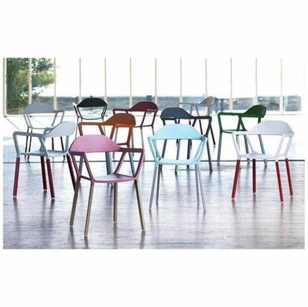 P77 Armchair Outdoor Johanson Design at DeFrae Contract Furniture range