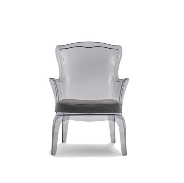 Pasha 660 Armchair Pedrali at DeFrae Contract Furniture Front