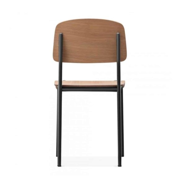 Perry Side Chair DeFrae Contract Furniture Back