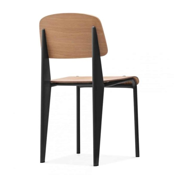 Perry Side Chair DeFrae Contract Furniture Back View