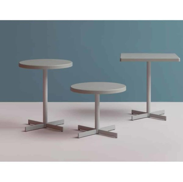 Plastic X Table Base Pedrali at DeFrae Contract Furniture Range
