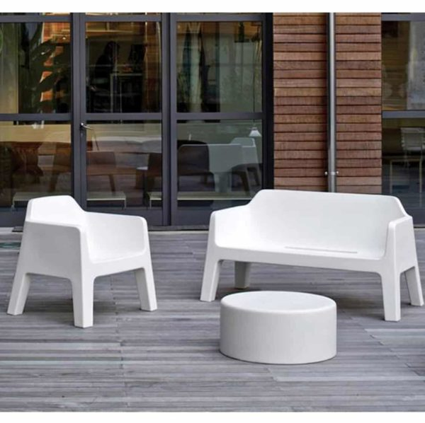 Plus Air Sofa For Outdoor Areas Pedrali at DeFrae Contract Furniture