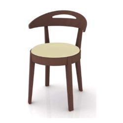 Poker Side Chair DeFrae Contract Furniture