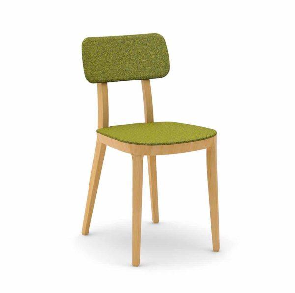 Porta Venezia Side Chair DeFrae Contract Furniture