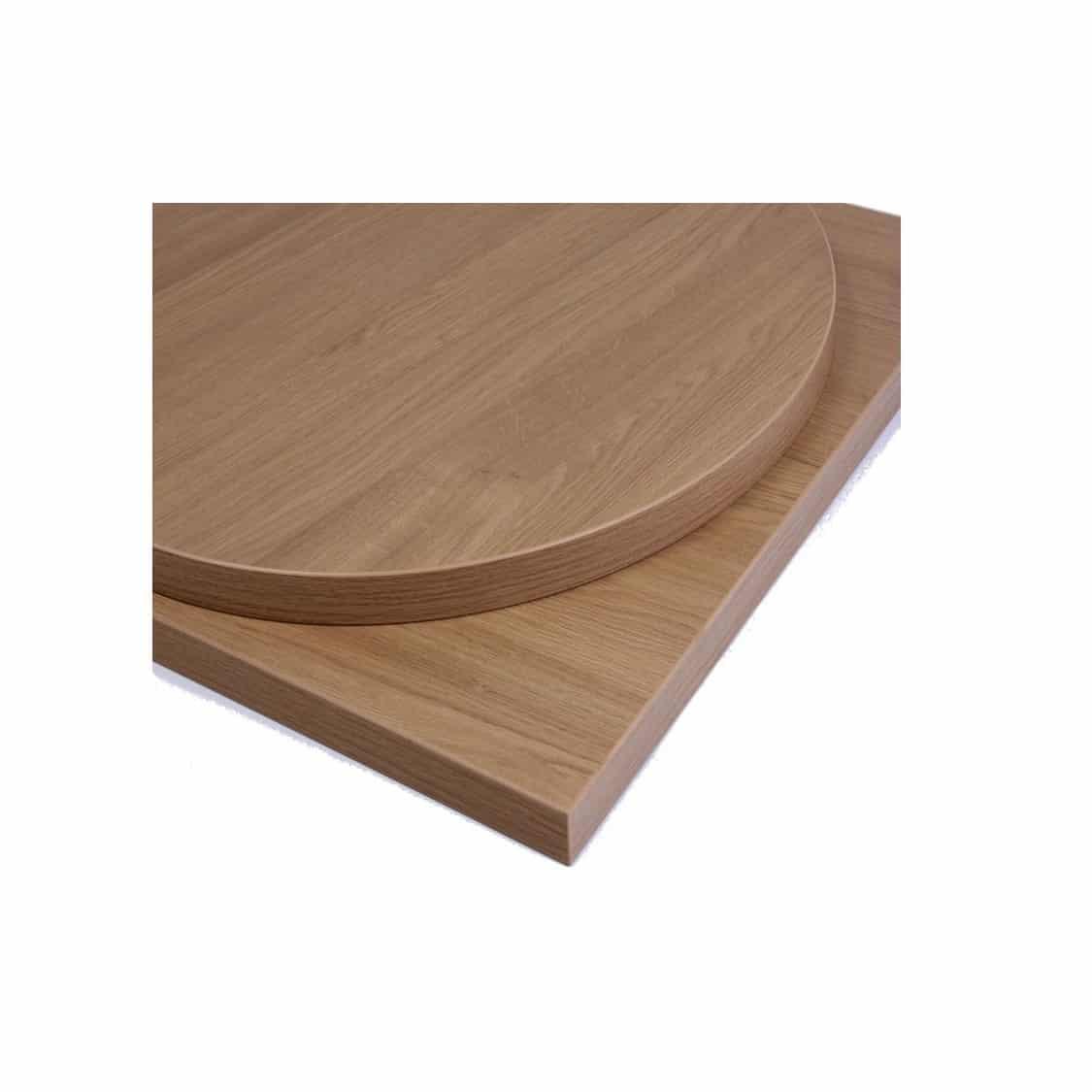 Premium Laminate 25mm Tabletop Oak