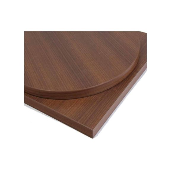 Premium Laminate 25mm Tabletop Walnut