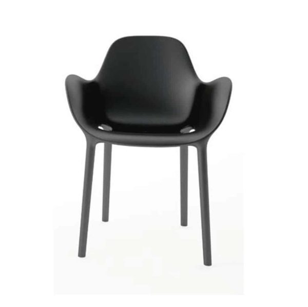 Sabrina Armchair DeFrae Contract Furniture Outdoor Armchair Black